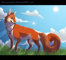 at: feel the sun by DeNovember