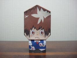 tsuna paper doll by cloudy-days95