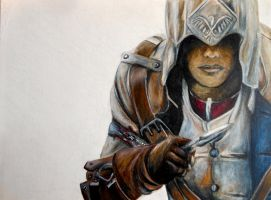 Assassin's Creed III- Connor by yoyieez