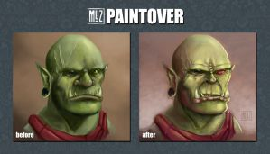 007 paintover by muzski