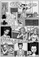 Sever comic REMAKE 01 by shaunC
