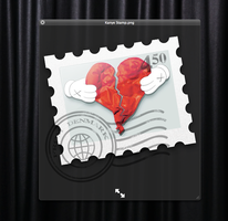 808 Heartbreak Stamp by illmaticv60p