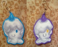 Litwick Paper Charms by sorjei