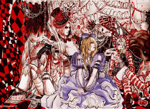 Gazette in wonderland by tructhanhphong