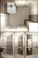 Bathroom Project 437 by spybg