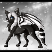 Its stormy by WhiteLiolynx