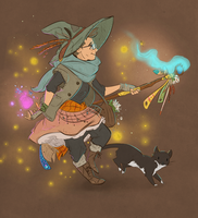 Witchsona by Aelwen