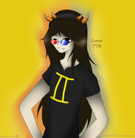 ~Be the Troll-Sollux Captor~ by ShooterXchan