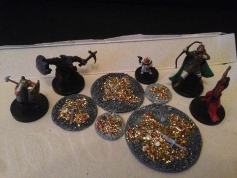 Loot piles for Roleplay by Sigilien