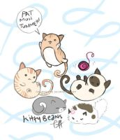 Kitty Beans by designslave