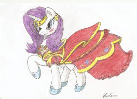 Fashionalbe Rarity by Stardustchild01