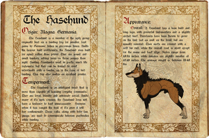 Hasehund Breed Book pt 1 by EhwazMaddoxKennels
