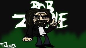 Rob Zombie by combine345