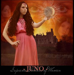 Juno--Supreme Goddess of Women
