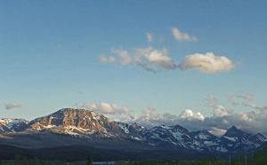 Glacier National Park by Synaptica