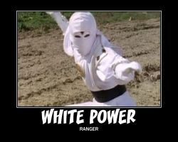WHITE POWER by GameTagger457