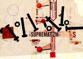 Suprematism I by goktugg
