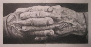 Old hands by Nenini