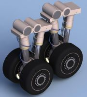 Landing Gear by Quesocito