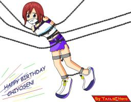 Kairi DID Bday pic by SuperTailsHero