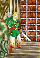 Link by WaldelfLarian