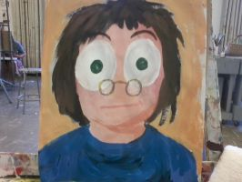 A More Accurate Self Portrait by Fevley