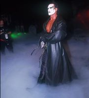 WCW Sting at Nitro by manning