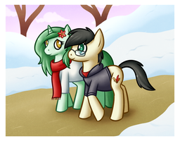 Winter Stroll by tessiursa