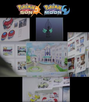 Pokemon Sun and Pokemon Moon Conjecture by pimmermen
