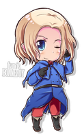 Chibi Series - France by say0ran