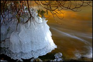 Skirt of Ice by Rebacan