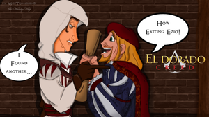 EL DORADO CREED by wendymeg