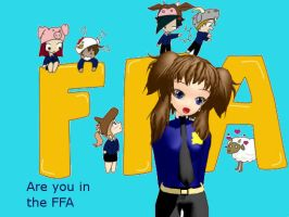 Are you in the FFA by buddy1o