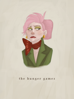 The Hunger Games: Effie by AndyBennett
