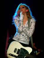 Avril in Concert by ally3