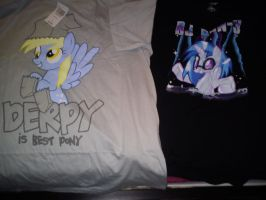My Pony shirts by BigD565