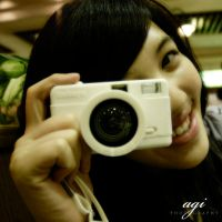 LOMO - SMILE PLEASE by agie