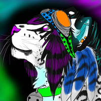 new icon :3 by TheFurryRaveStar