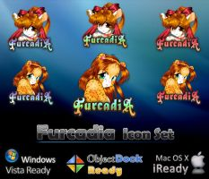 -:New:- Furcadia Icon Set by Conjuror-Brisa