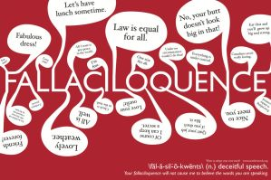 Fallaciloquence by Holly6669666