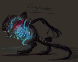 Cage rattler concept by Konnestra