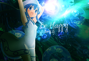 Be Happy by Tomy-tj