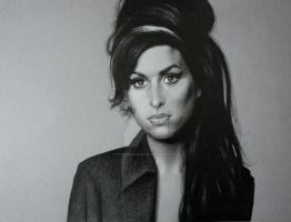 Amy Winehouse by PassionDraw