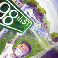 98th St by thepencilknight