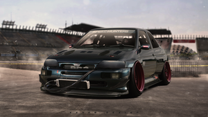 Ford Escort Rs by KDessing