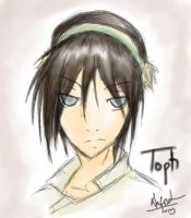 Toph Portrait by Tyshea