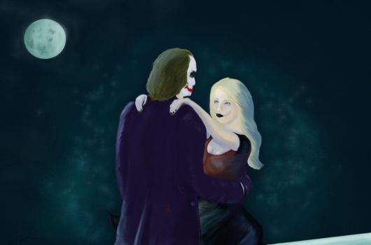 Ever danced with the devil in the pale moonlight? by BlueLittleevil