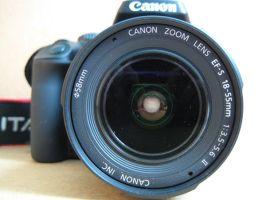 New DSLR 1000D by B1GGzZ