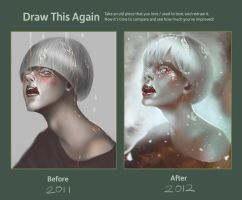 Draw this again: snot by SashaGreen