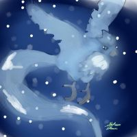 Articuno by Art-by-Hakeem